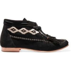 Soludos | Moccasin Ankle Boots